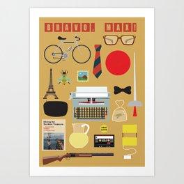 Bravo, Max! Poster Art Print