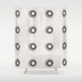 Studs Shower Curtain