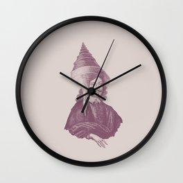 Haute Coiffure  /#2 Wall Clock