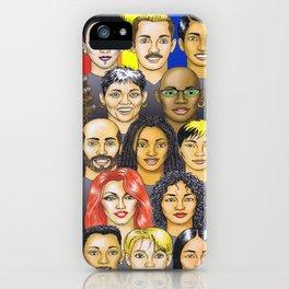 LGBTQ Diversity iPhone Case