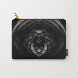 Modern Me Dark Spiral Carry-All Pouch