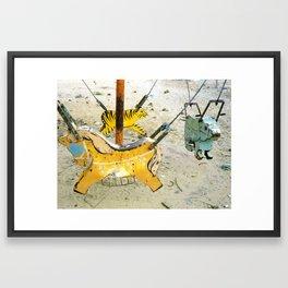 Playgrounds, Vietnam Framed Art Print