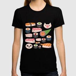 Kawaii sushi sushi T-shirt