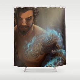 Hanzo Shower Curtain