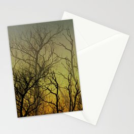 Forest Depths Stationery Cards