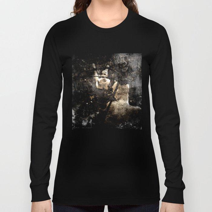 The Wrath of Medusa Long Sleeve T-shirt