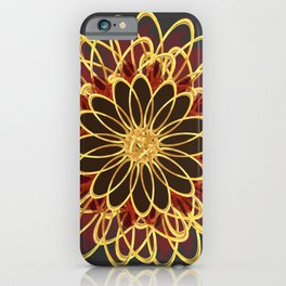 Radiant iPhone Case