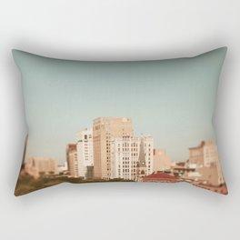 Springtime In Detroit Rectangular Pillow