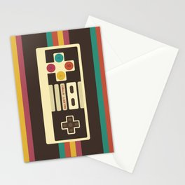 Retro Video Game 2 Stationery Cards