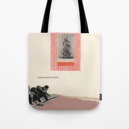 These Tiny Threads Tote Bag