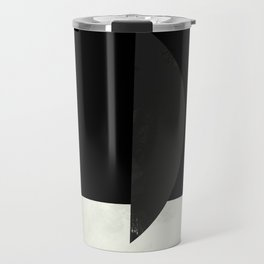 Geometric Abstract Art #7 Travel Mug