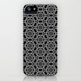 Modern Times 2.0 Pattern - Design No. 11 iPhone Case