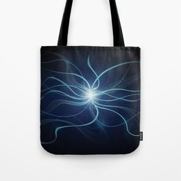 Mysterious Light Tote Bag
