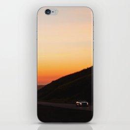 Road Trippin' iPhone Skin