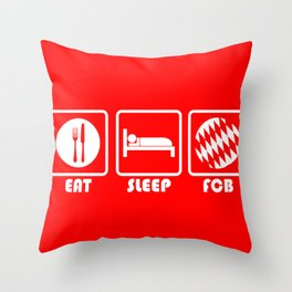 ESP: Bayern Munchen Throw Pillow