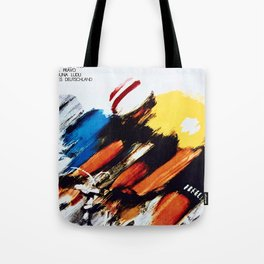 The Peace Race 1966 Tote Bag