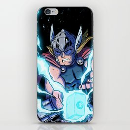 The Mighty THOR! iPhone Skin
