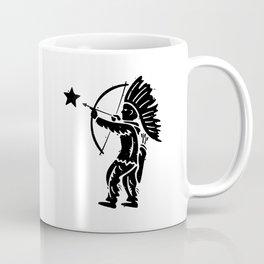 Indian Shooting Star Coffee Mug