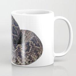 Eastern Diamondback Rattlesnake Coffee Mug