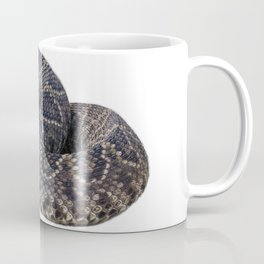 Eastern Diamondback Rattlesnake Coffee Mug