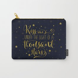 A Thousand Stars Carry-All Pouch