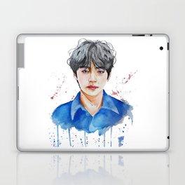 Taehyung watercolor Laptop & iPad Skin