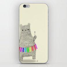 XyloBear  iPhone & iPod Skin