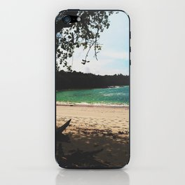 Costa Rican Beach iPhone Skin