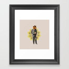 Collage 02 Framed Art Print