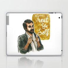 Treat yo self! Laptop & iPad Skin
