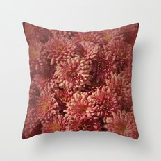 redrum Throw Pillow