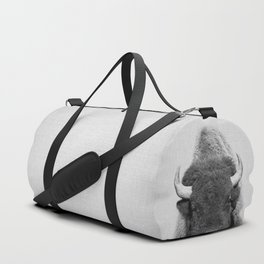 Buffalo - Black & White Duffle Bag