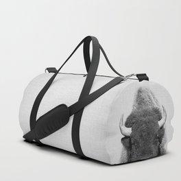 Buffalo - Black & White Duffle Bag