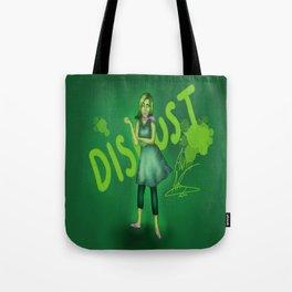 Helo, Meet Disgust  Tote Bag