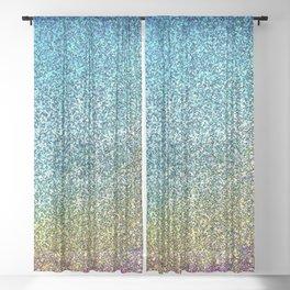 HoloGrains Sheer Curtain