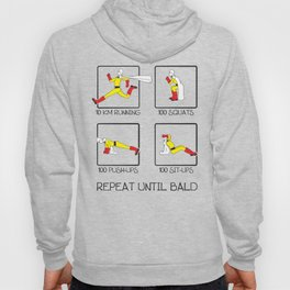 One Punch Man Workout Hoody