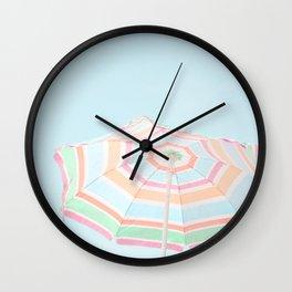 Summer Lite Wall Clock
