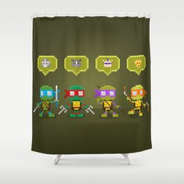 Challengers Shower Curtain
