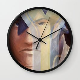 Testing Fate Wall Clock