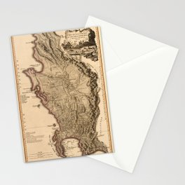 Cape Of Good Hope 1795 Stationery Cards