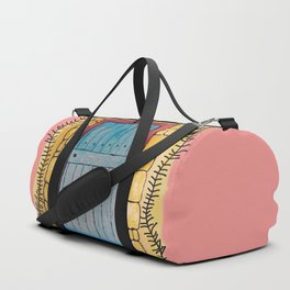 Do you want to come in? My door and my heart are open to you. Duffle Bag