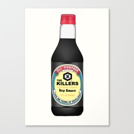Killer Soy Canvas Print