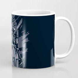 Robosamurai Coffee Mug