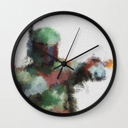 Bounty Hunter: Boba Fett Wall Clock