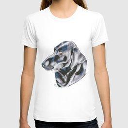 Jax the Black Labrador T-shirt
