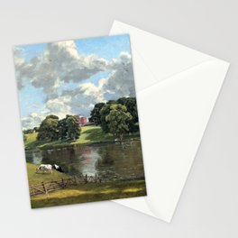 John Constable Wivenhoe Park, Essex Stationery Cards