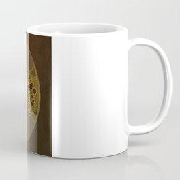 Tick-Tock Poem in Circular Gallifreyan Coffee Mug