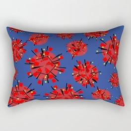 The Atomic Energy Commissioner Rectangular Pillow