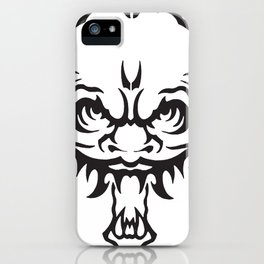 Demon Devil iPhone Case