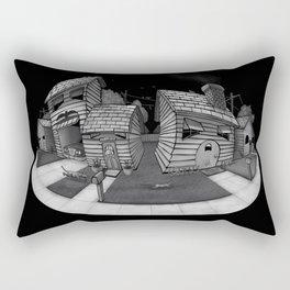 Homies Rectangular Pillow